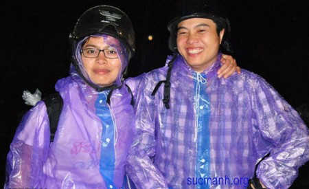 áo mưa 1
