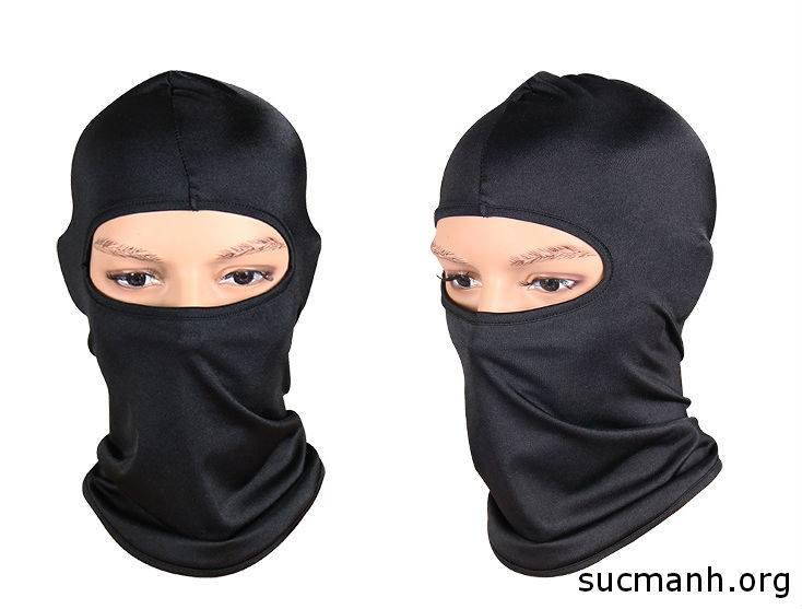 mũ trùm ninja
