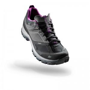 women-s-waterproof-mountain-walking-boots-mh500-grey-purple (10)