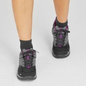 women-s-waterproof-mountain-walking-boots-mh500-grey-purple (6)