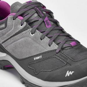 women-s-waterproof-mountain-walking-boots-mh500-grey-purple (8)